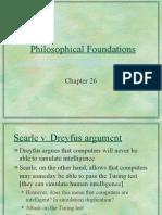 26 Philosophy