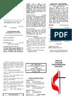 16.05.15 Current Bulletin
