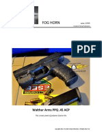 Walther Arms PPQ 45 M2
