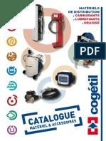 Cogetil Catalogue Materiel Et Accessoires
