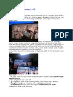 Analisa Sederhana Kerusakan Tv LCD
