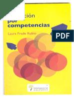 Frade Evaluación Por Competencias