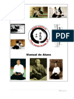Aikido- Manual Do Aluno