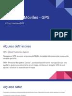 Sistemas Móviles - GPS