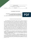 Kazimierz Jodkowski, Filozoficzny i metodologiczny fundament koncepcji protofizyki Jana Czerniawskiego