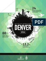 State of Downtown Denver Report
