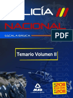 Temario Vol.ii