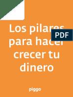 eBook Los 4 Pilares Para Hacer Crecer Tu Dinero Piggo