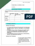 Apuntes Física y Química 3º Eso Tema 4 Arrreglado