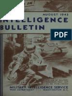 (1943) Intelligence Bulletin, Vol. I, No. 12