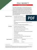 polybore-datasheet