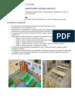 Proyecto Maqueta Aula Taller