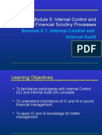 5 1 Internal Control