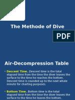 Matra Laut - Method of Dive Dr. Guritno