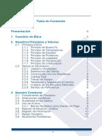 Codigo de Etica y Conducta Espanol