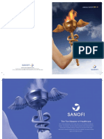 Sanofi Annual Report 2014