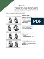 Manual Rodamientos