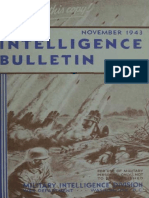 (1943) Intelligence Bulletin, Vol. II, No. 3