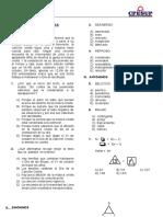 III Simulacro - Examen