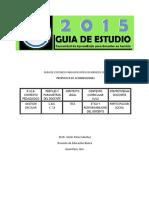 GUIA de ESTUDIO 2015 para DOCENTES en SERVICIO  1ra. Carpeta.pdf