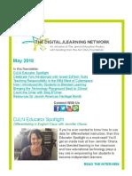 DJLN May 2016 Newsletter