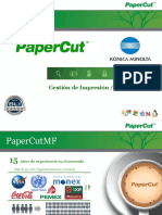 Paper Cut Mf