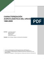 Caracterizacion Agroclimatica Del Uruguay INIA