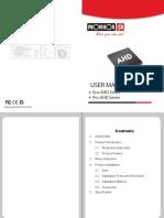380ahd Ahde User Manual