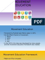 movement education
