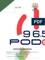 Cobertura Poder Fm 96.5