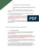Recopilación Examenes Tipo Test Administrativo i 1
