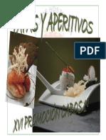 Tapas y Aperitivos 2006-2007