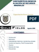 Geoestadistica Spanish