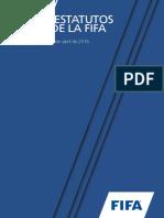 FIFAStatutswebES Spanish