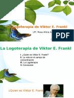 La Logoterapia de Viktor E Frankl