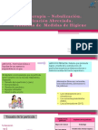 Aerosolterapia ,Hospitalizacion Abreviada , Protocolo Higiene