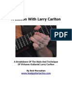 Larry Carlton Lesson
