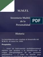 MMPI I Presentancion