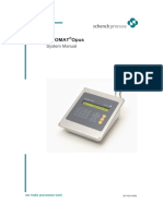 Disomat Opus Manual