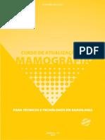 Curso Atualizacao Mamografia Tecnicos Radiologia