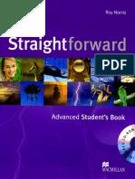 Straightforward Advanced Student s Book PDF