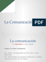 Modulo 7 - La Comunicacion
