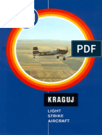 SOKO Kraguj Light Strike Aircraft