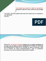 Derecho Civil 1 (Bienes)