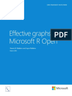 Effective Graphs Microsoft R Revolution