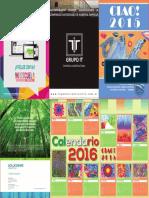 Tapa Revista Ciao! 2015