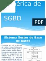 1ra. Charla -Estructura General de Un Gestor de Base de Sgbd-1