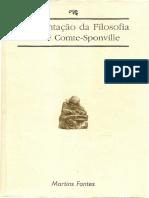 COMTE-SPONVILLE - Apresentação da Filosofia.pdf