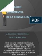 La Ecuacion Fundamental de La Contabilidad