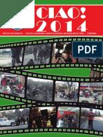 Revista Ciao! 2014
